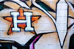 Sode detail H  | Houston Graffiti