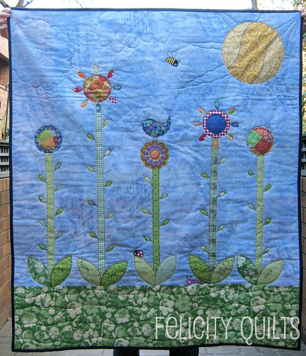 Quilt Patterns For Kindergarten : Felicity Quilts: Preschool Quilts! Are! Finished!