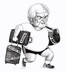 A Lot of Baggage (Newt Gingrich)