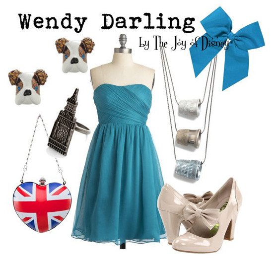 Inspired by: Wendy Darling
