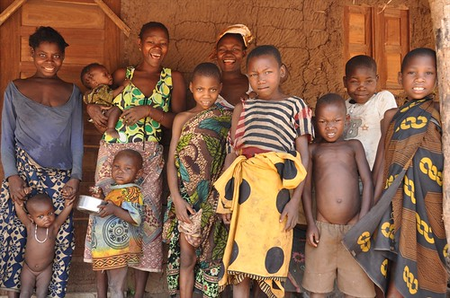 Rural Mozambique