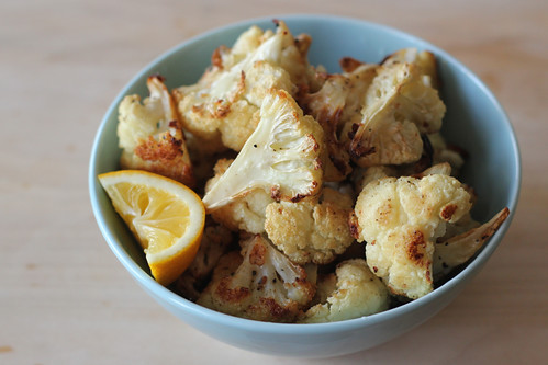 Simple Roasted Cauliflower – Eating Clean Recipes