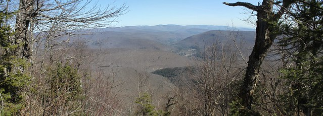 Panorama from the overlook