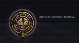 screen shot of the Capitol seal from the film's website