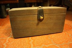 I got a treasure chest in the mail!