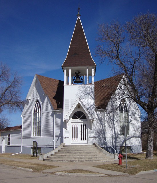 First Presbyterian Church (Minnewaukan, North Dakota)