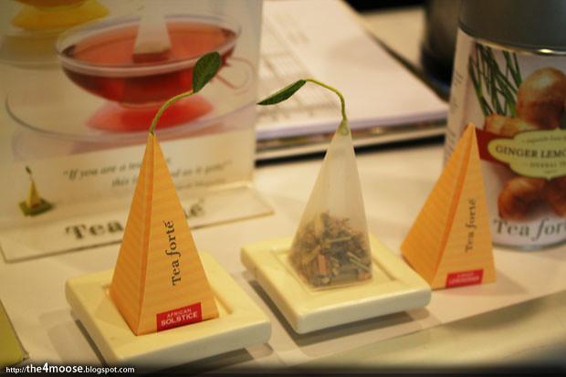 Savour 2012 - Tea Forte