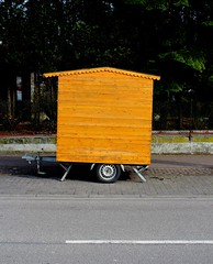 Caravan rustikal