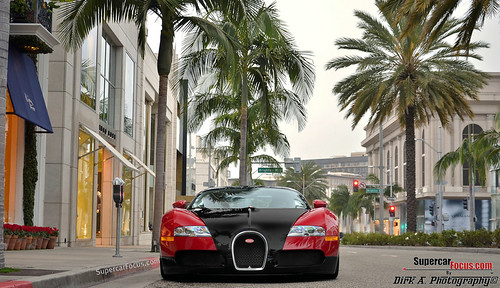The Bugatti Veyron 16.4 - A Supercar That Gets Less Than 3 MPG At Full Throttle In 7th Gear.!