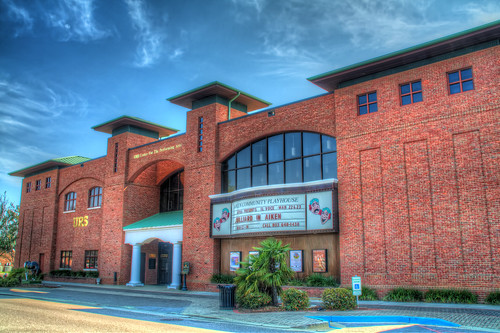 Aiken Community Playhouse (HDR)