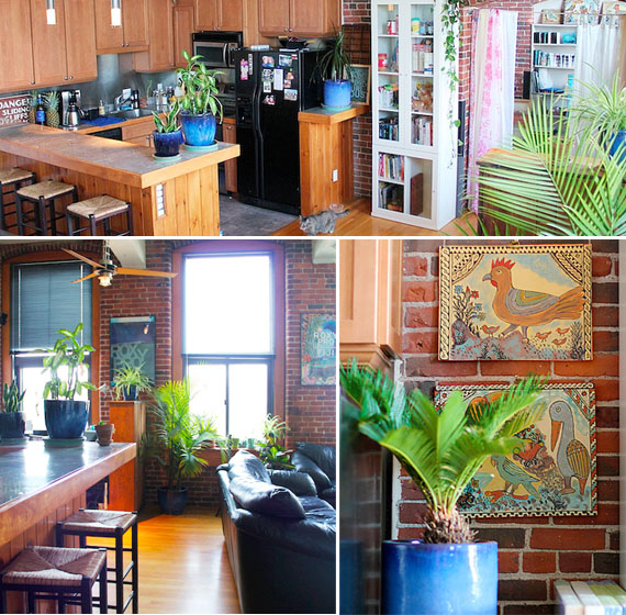 "my apartment featured in etsy's ""get the look decor"""