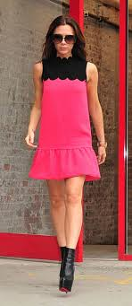 Victoria Beckham Shift Dress