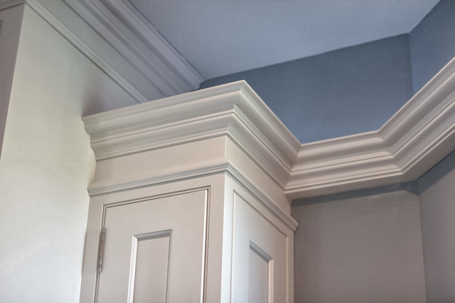 Inset Kitchen Cabinets with Exposed Hinges, Custom Molding?  Flickr