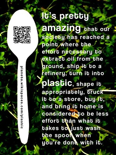 Just wash your spoon