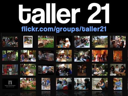Taller 21 #FlickrFriday 10.2011