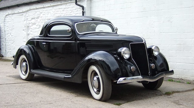 Hot rods and customs for 1936 lincoln zephyr three window coupe