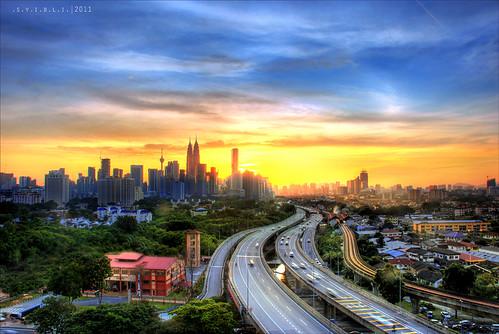 Kuala Lumpur || .T.H.E. .L.I.G.H.T.