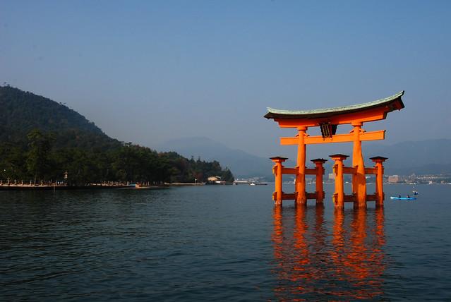 Miyajima - OTorii