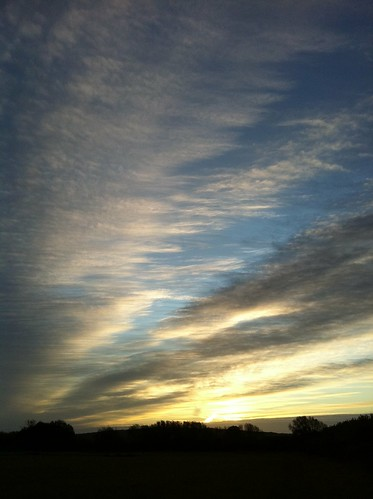 sunrise walks