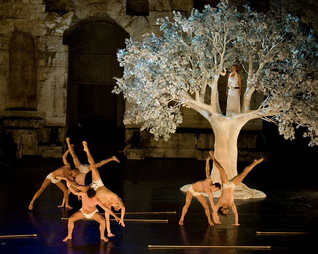 Dance Theatre at Odeon Herodicus Atticus