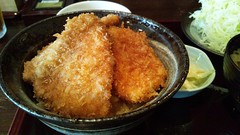 meal, tonkatsu, frying, deep frying, fried food, katsudon, korokke, food, dish, cuisine,