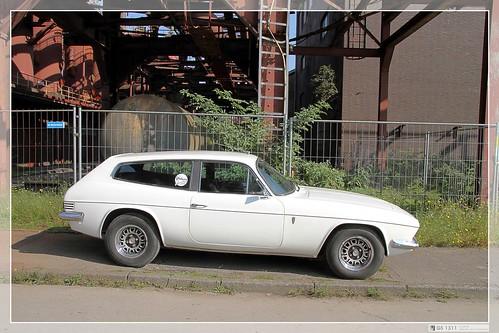 1968 - 1972 Reliant Scimitar GTE SE5a Overdrive (04)