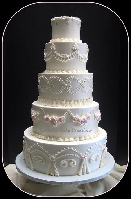 Vintage Wedding Cakes Images