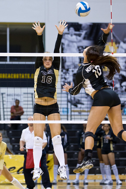 NCAA Women's Volleyball- LBSU vs CSUN-3 | Flickr - Photo ...