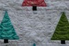Close up of quilting 1