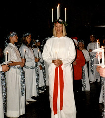 Sarasota - Lucia Procession (1999)