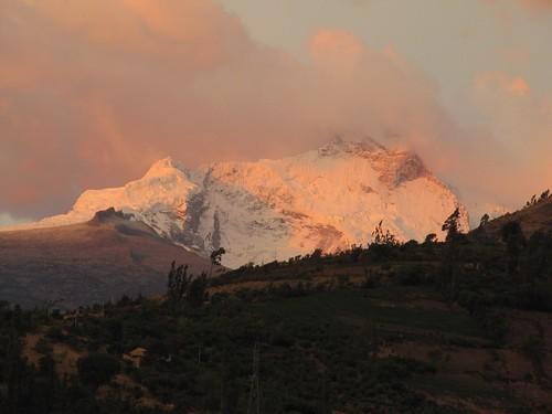 mountain peru perú andes montaña callejón ancash huaylas huandoy