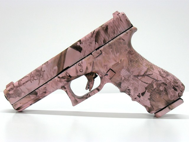 Glock17 Gen4 Pink Camo | Flickr - Photo Sharing!