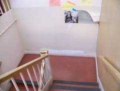 Stairwell, 10-29-2009