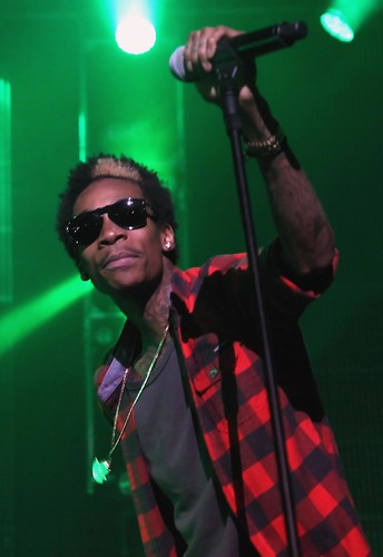 Wiz Khalifa at Manchester Apollo