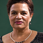 Jackie Kay portrait | The much-loved Jackie Kay