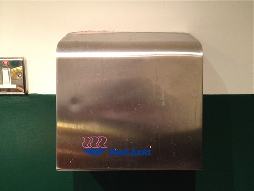 Hand Dryers Around the World