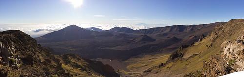 Haleakala Crater, Maui, Hawai'i