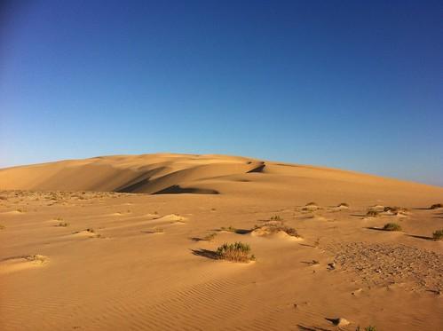 sand dune mauritania nouakchott iphoneography