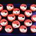 Pirate cupcakes by ksousou