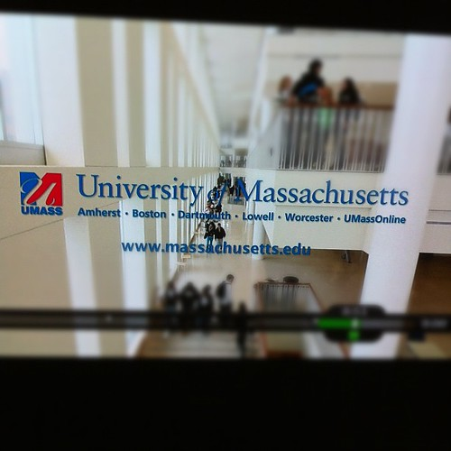 .@umass Worst. Logo. Ever. #fail by stevegarfield