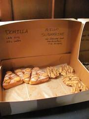 Donuts from Psycho Bakery