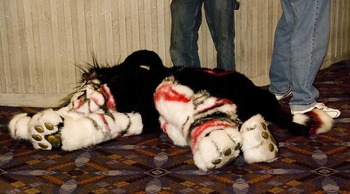 Fursuit Parade Casualty