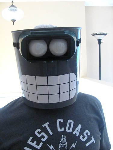 Becoming Bender at Hal-Con 2011