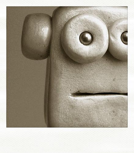 Sneak Peek | Displeased Robot is Displeased by HerArtSheLoves