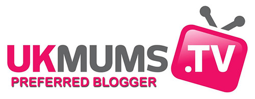 UKMUMSTV - Preferred Blogger Logo