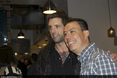 Anthony Sedlak and Raul Pacheco