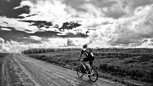 B&W Biker