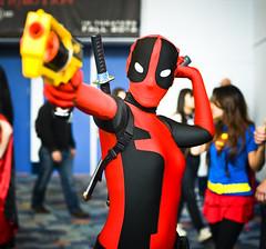 Wondercon 2012 – Lady Deadpool