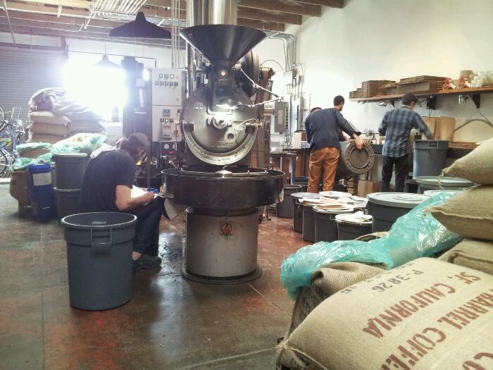 Four Barrel Roasting
