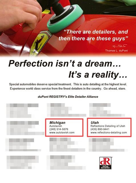 DuPont Registry Ad